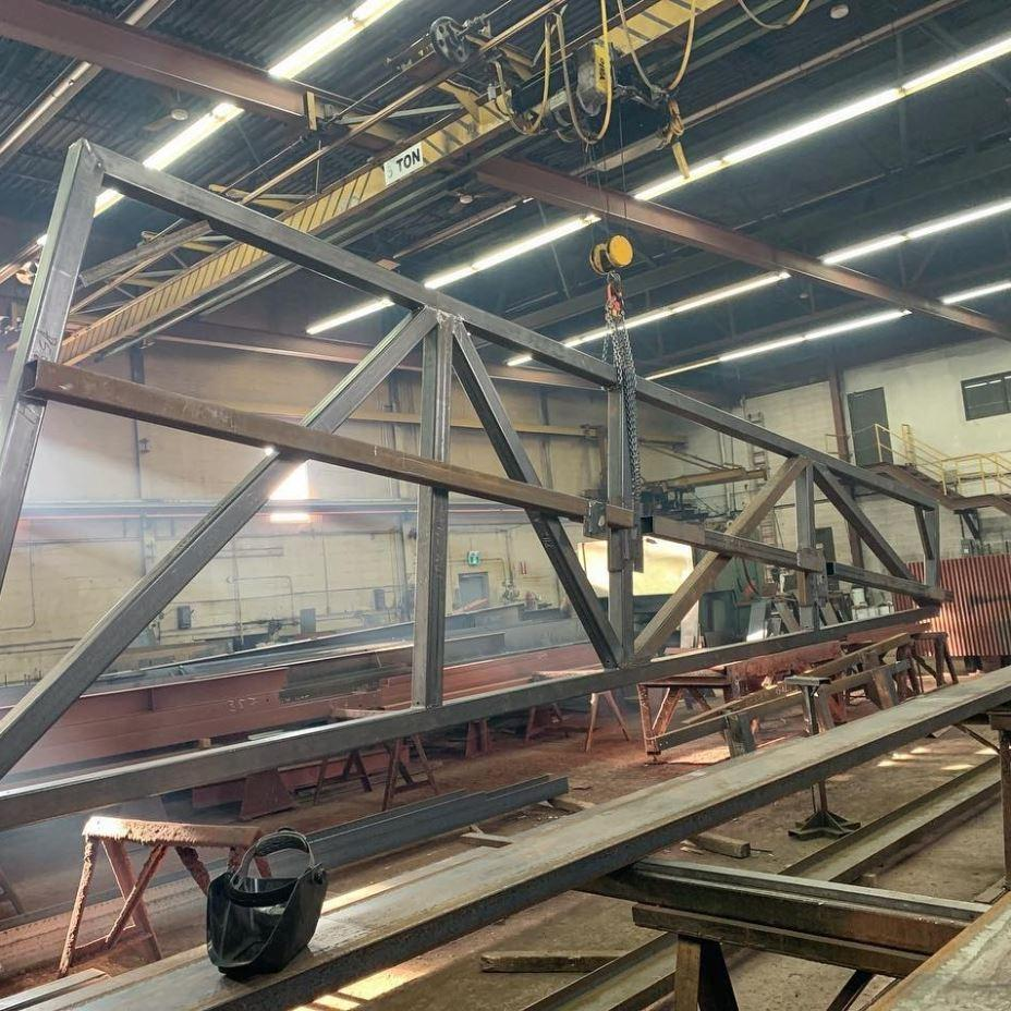 2 Questions to Ask When Selecting a Structural Steel Fabricator
