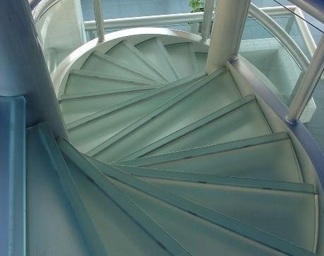 Custom Steel Stairs – A Vision to Behold