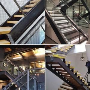 How Steel Stairs Have Become the Most Preferred Staircase Material