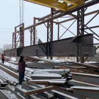 Reducing Waste in Structural Steel Fabrication
