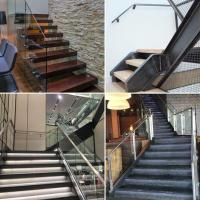 Types of Custom Steel Stairs