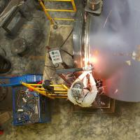 What Tools and Equipment Are Metalworkers Using to Fabricate Structural Steel?
