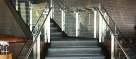 Steel Stairs And Railings